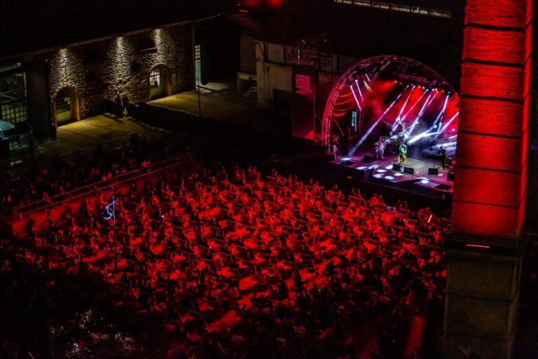 Η Τεχνόπολη συνεχίζει τις επιτυχημένες συναυλίες!